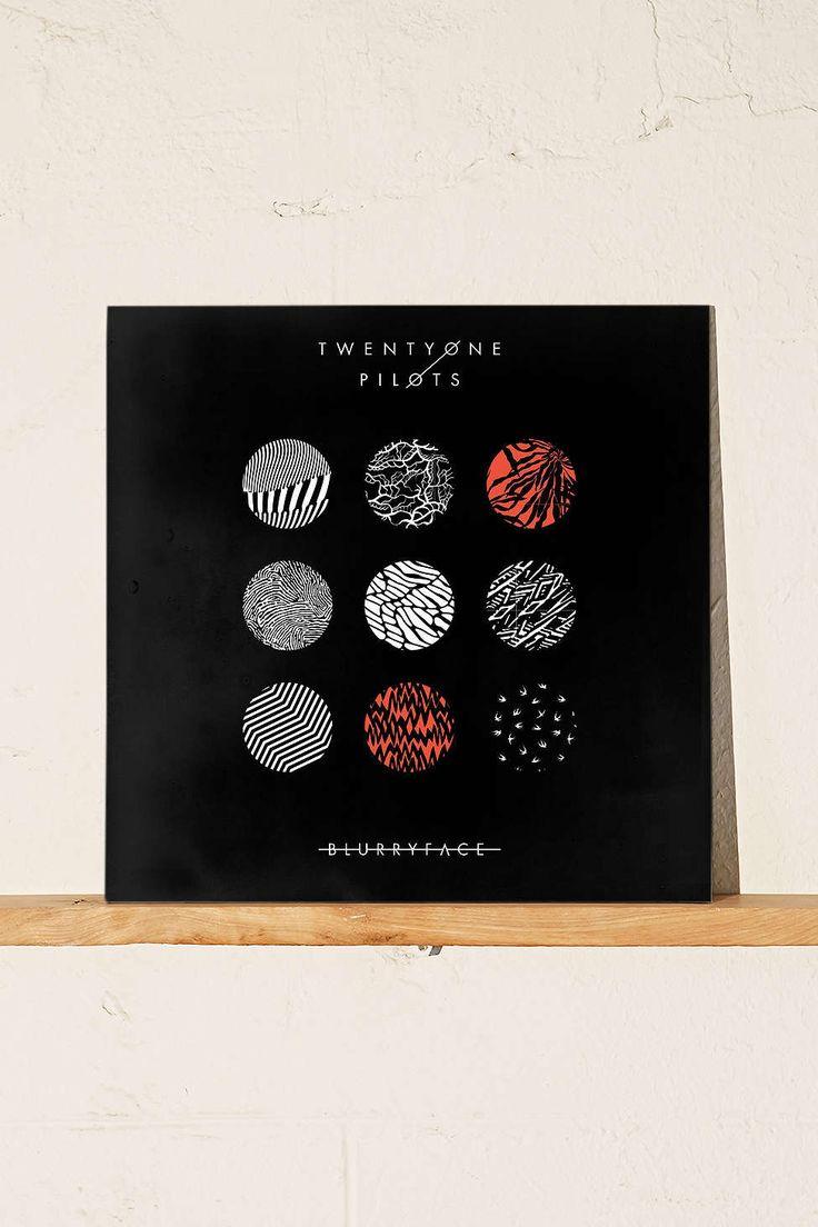 Twenty One Pilots - Blurryface LP - Urban Outfitters  #UOonCampus  #UOContest