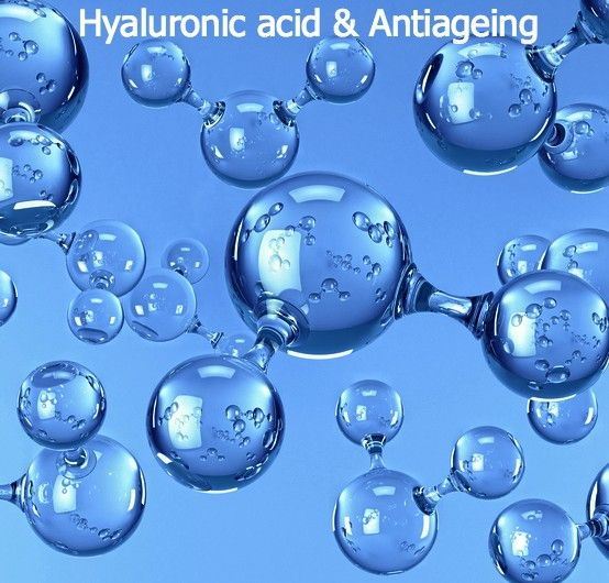 how to find out molecular weight of hyaluronic acid