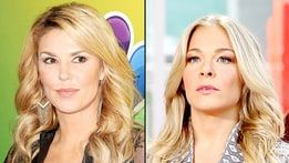 Brandi Glanville opened up about the 'hell' her ex-husband Eddie Cibrian's wife, LeAnn Rimes, puts her through by posting pictures of her kids on the holidays