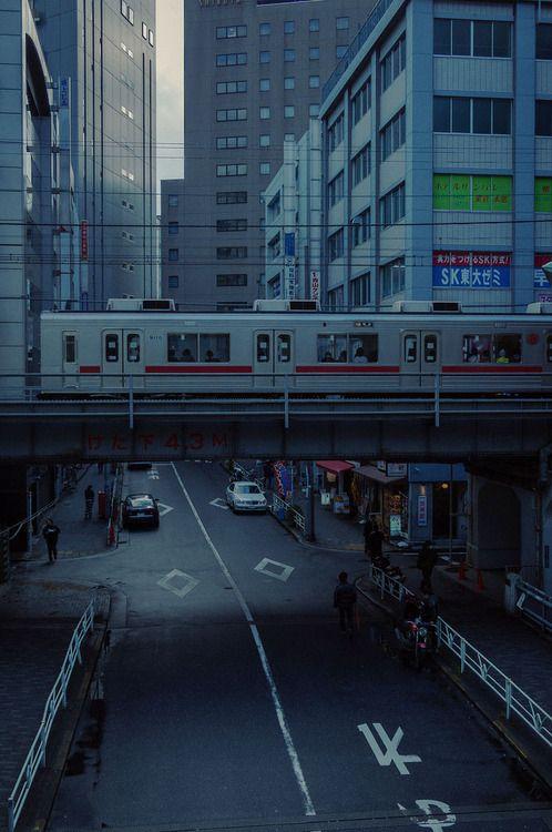 Urban Japan