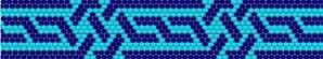Instant Download! Celtic bracelet - Free Pattern by Galina Barsky