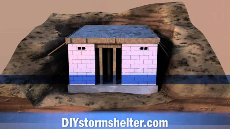 10 Images About Storm Shelter Ideas On Pinterest