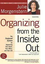 I read this book years ago and it worked a miracle in my house. I have always loved organizing but it didn't last. Helped to see the emotional side of memories and helped my focus on one area at a time. LOVED all I learned and her PBS special. I now need to do it in the new house becasue all my old containers and closet dimensions have changed.