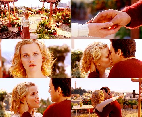 """I just wanted you to have your garden."" Just Like Heaven."