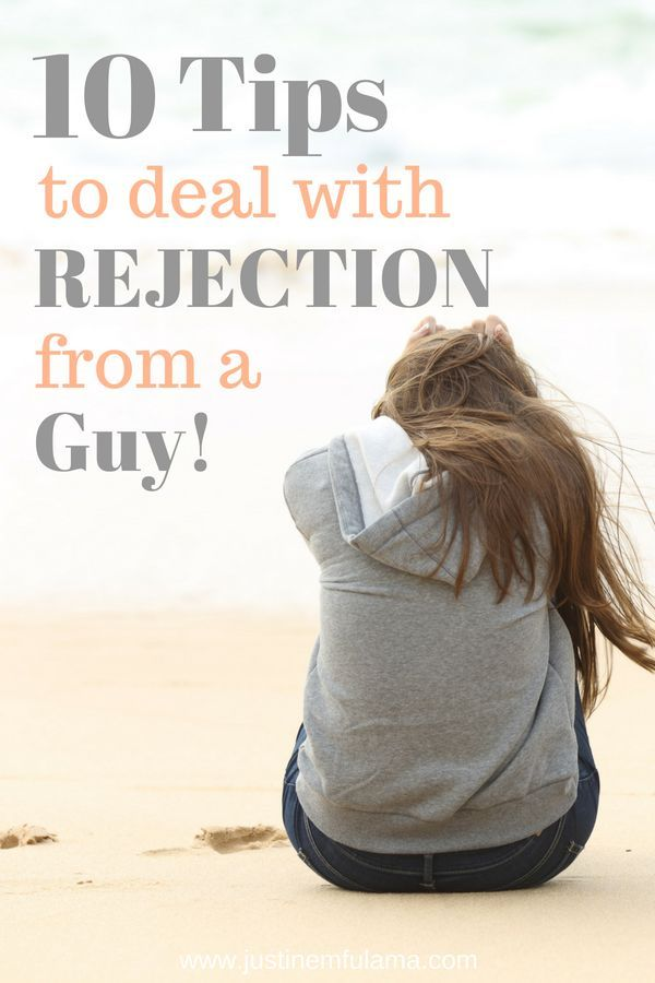 How To Deal With Rejection From A Guy: Relationship Advice
