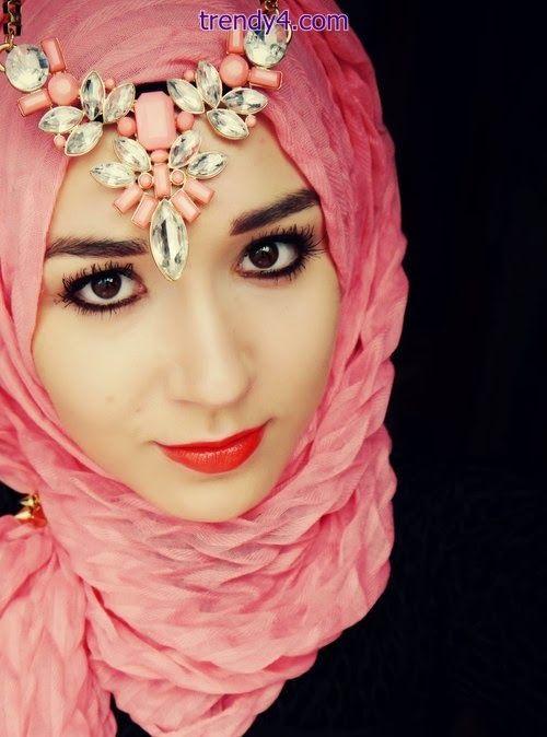 Square Scarf Hijab Tutorial 2014