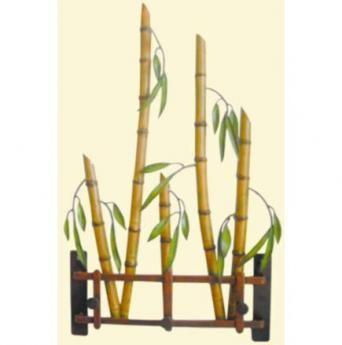 Aplique Bamboo Cerca 35 cm w x 50 cm H 90.000