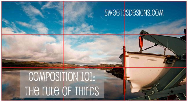 Easy tips to learn how to use the Rule of Thirds in your #photography from @sweetcsdesigns .: Photos Ideas, Photography Third, Rule Of Thirds, Photography Image, Rules Of Third, Photography Tips, Composition 101, Photography Stuff, The Rules