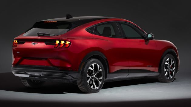 Ford Mustang Mach E Revealed Electric Suv With Up To 439 Hp 839