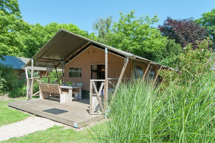 Zelt lodge in Egmond aan Zee online buchen bei Belvilla