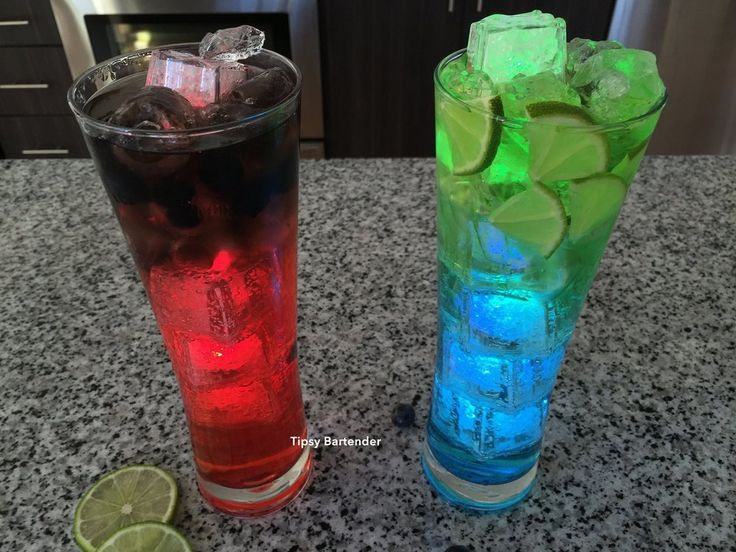 THE STAR WARS COCKTAIL...THE JEDI VS THE DARK SIDE OF THE FORCE