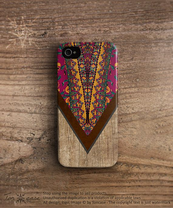 Love this...Boho iPhone 4 case boho iphone 5s case chevron iphone by TonCase, $22.99