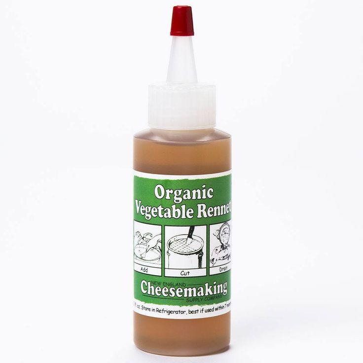 Organic Vegetable Rennet #cheesemaking