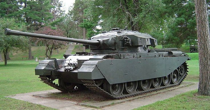 The Centurion Tank – One Of The Longest-Serving Tank Designs In History