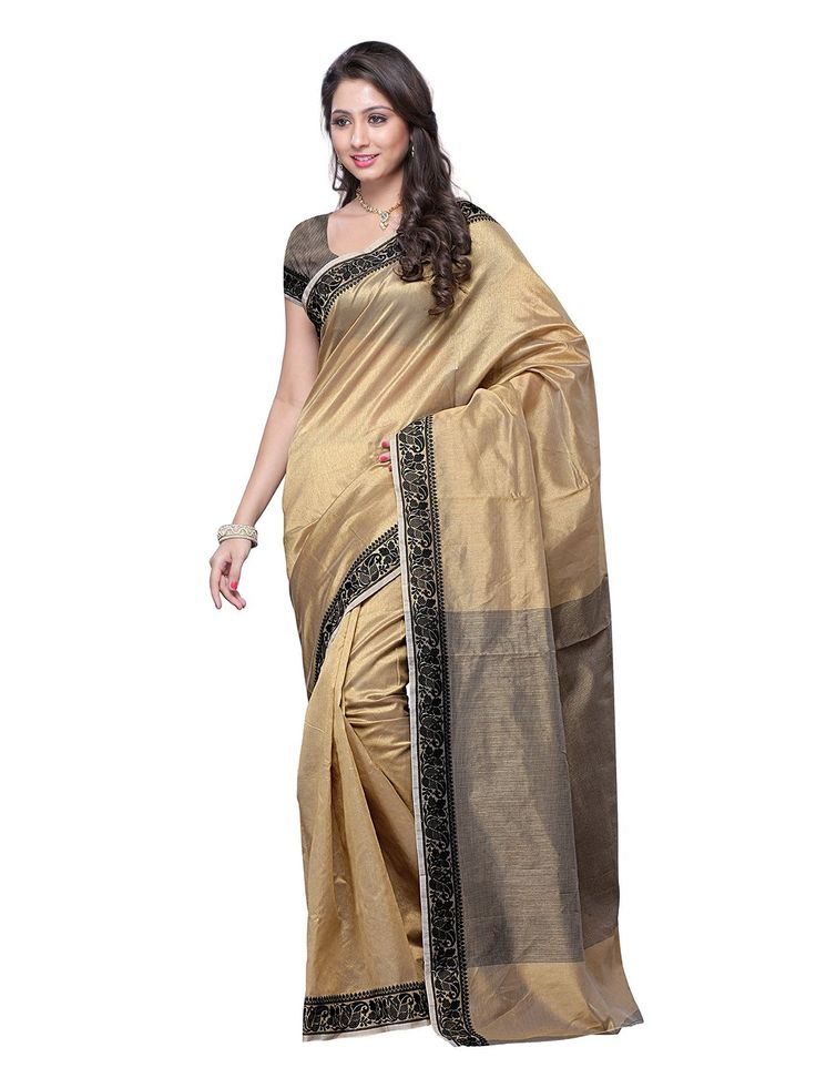 Mimosa Cotton Silk Saree (563-Ab-Tusser _Tussar): Amazon : Clothing & Accessories  http://www.amazon.in/gp/product/B00YYT8BP4/ref=as_li_tl?ie=UTF8&camp=3626&creative=24822&creativeASIN=B00YYT8BP4&linkCode=as2&tag=onlishopind05-21  #TussarSilkSarees