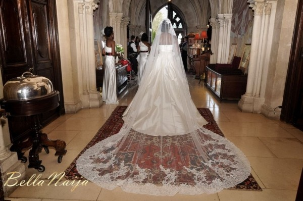 The Celebrity Wedding of 2012! BellaNaija presents the Official Photos from Stephanie Okereke & Linus Idahosa's Fairytale Wedding in Paris | Bella Naija