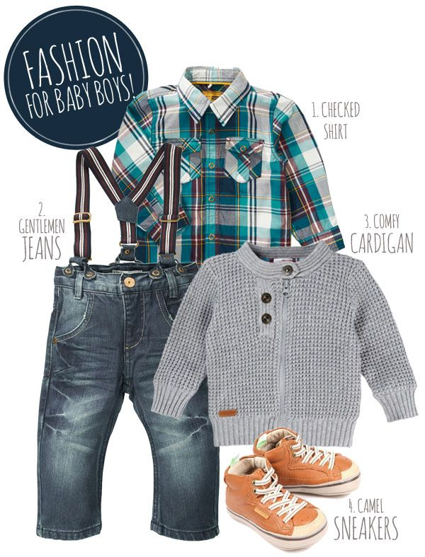 Fashion for Kids: Baby Boys - Pret a Pregnant