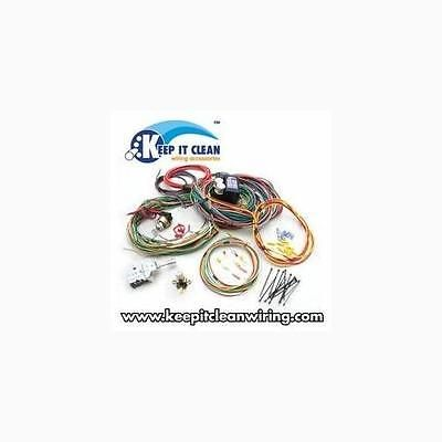 1966 1969 Ford Fairlane GT GTA and Cobra Main Wire Harness System