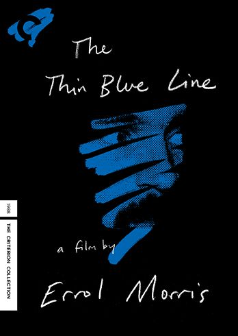 """""""The Thin Blue Line"""" by Errol Morris from 1988 - The Criterion Collection."""