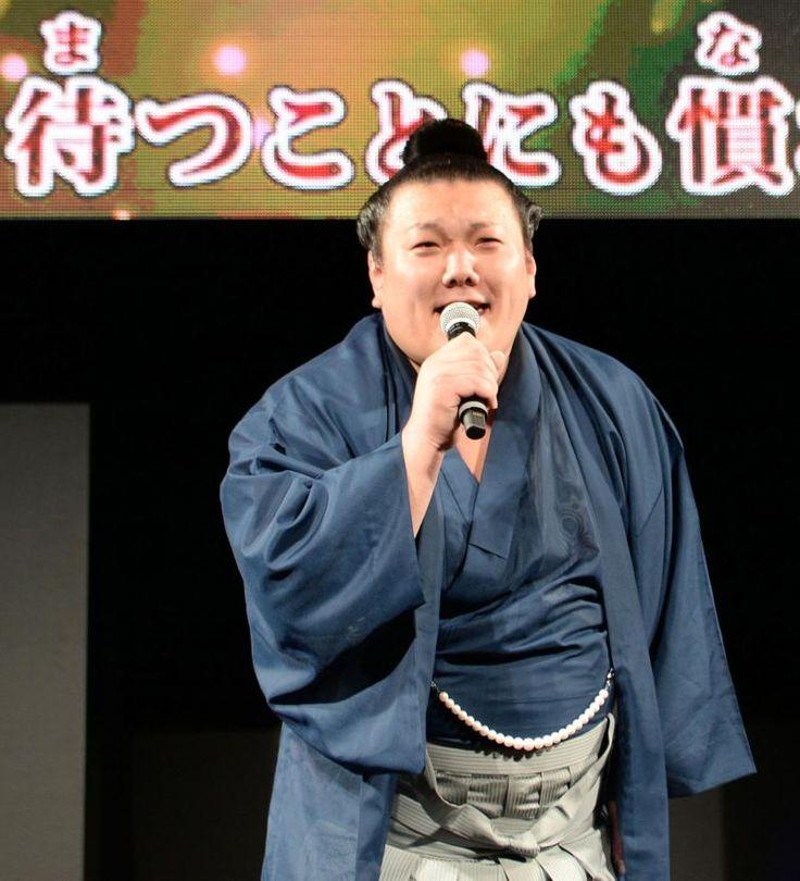 勢が美声を披露「大好きな歌があるから頑張れる」 / 日刊スポーツ #相撲