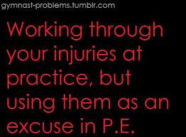 gymnast problems - Google Search