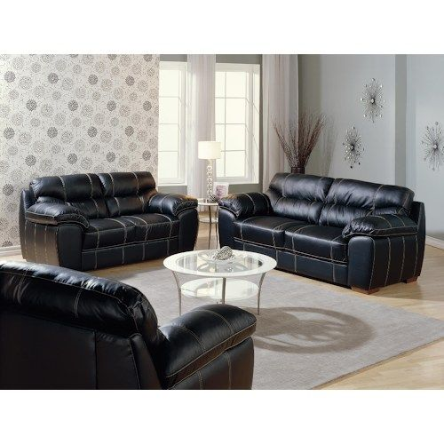 Palliser Ariane Plush Leather Stationary Sofa. Available at  www.muellerfurniture.com or in · ArianeSofa SetLeather SofasLiving Room  FurnitureMattressSt ... - 12 Best Images About Living Room Furniture On Pinterest Miami
