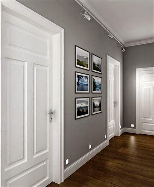 Resultado de imagem para portas brancas de interior
