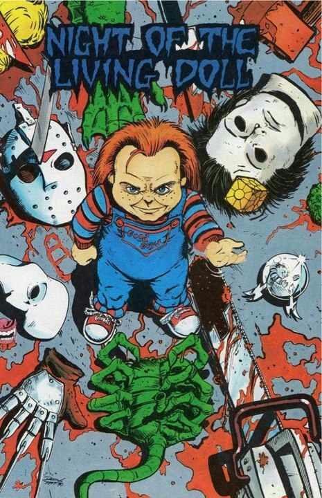 Pin by Daniel Herrera on Horror Horror characters