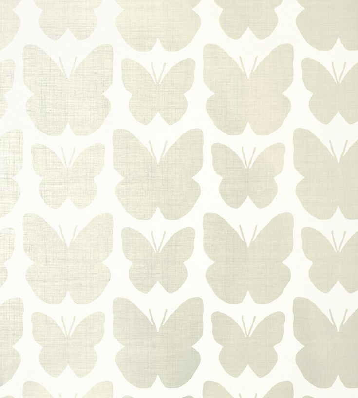 How to Style | Nurseries | Aldora Wallpaper by Thibaut | Jane Clayton