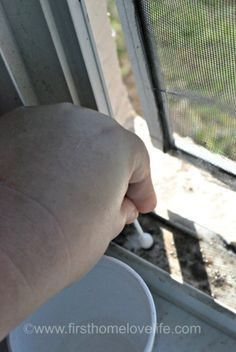limpiar ventana 3