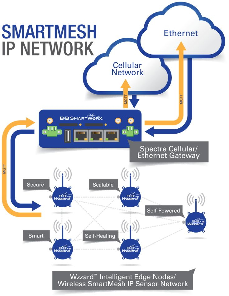 SmartMesh IP