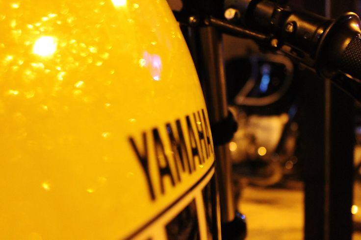 #motorcycle #restoring #customizing #Yamaha #DCB Lowbrow
