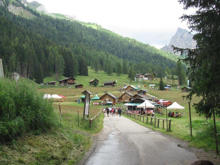 Val de San Nicolo (great area for picnics) - Pozza di Fassa, Italy