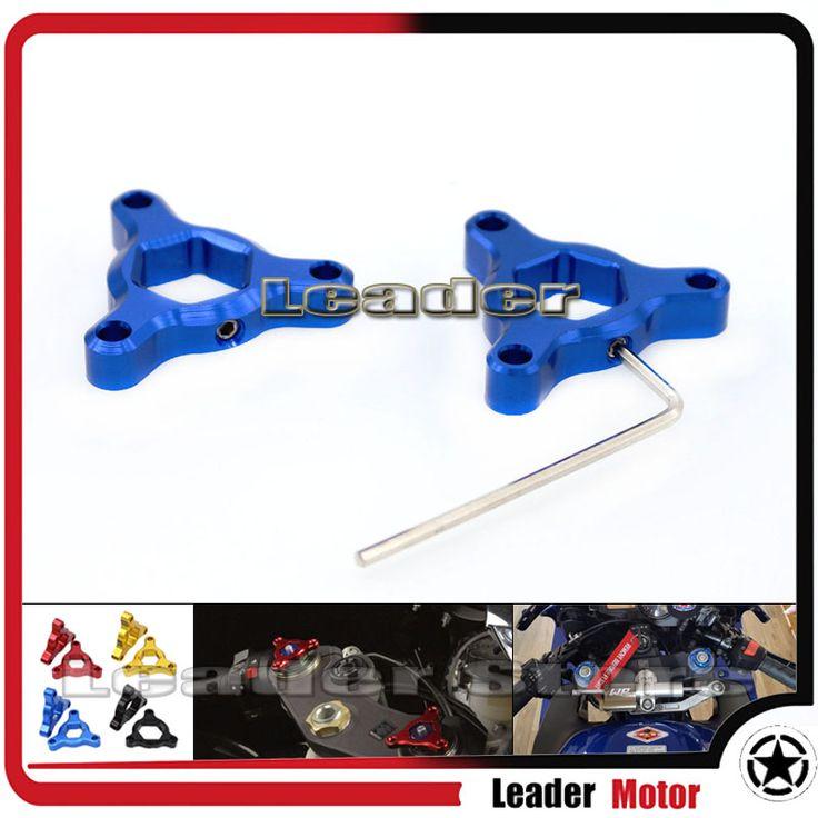 Motorcycle Accessories 14mm CNC Aluminum Suspension Fork Preload Adjusters For Suzuki GSXR1000 GSX-R1000 GSXR 1000 B-KING SV1000 #Affiliate