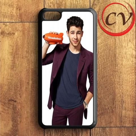 Nick Jonnas iPhone 5C Case