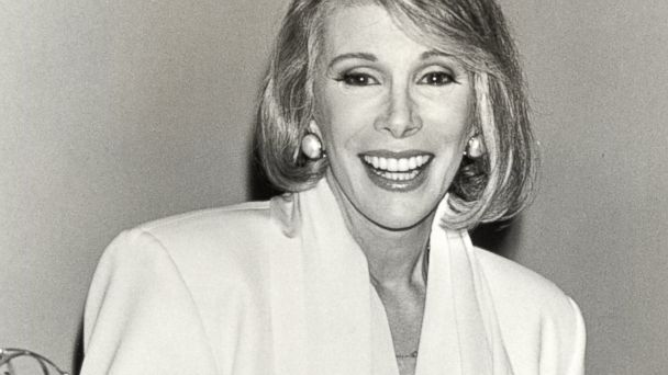A Look Back at the Life of Joan Rivers Photos - ABC News