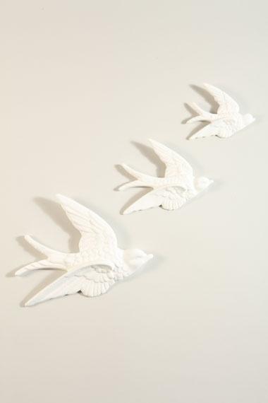 sass belle wanddeko fliegende v gel home inspirations pinterest the birds belle and. Black Bedroom Furniture Sets. Home Design Ideas