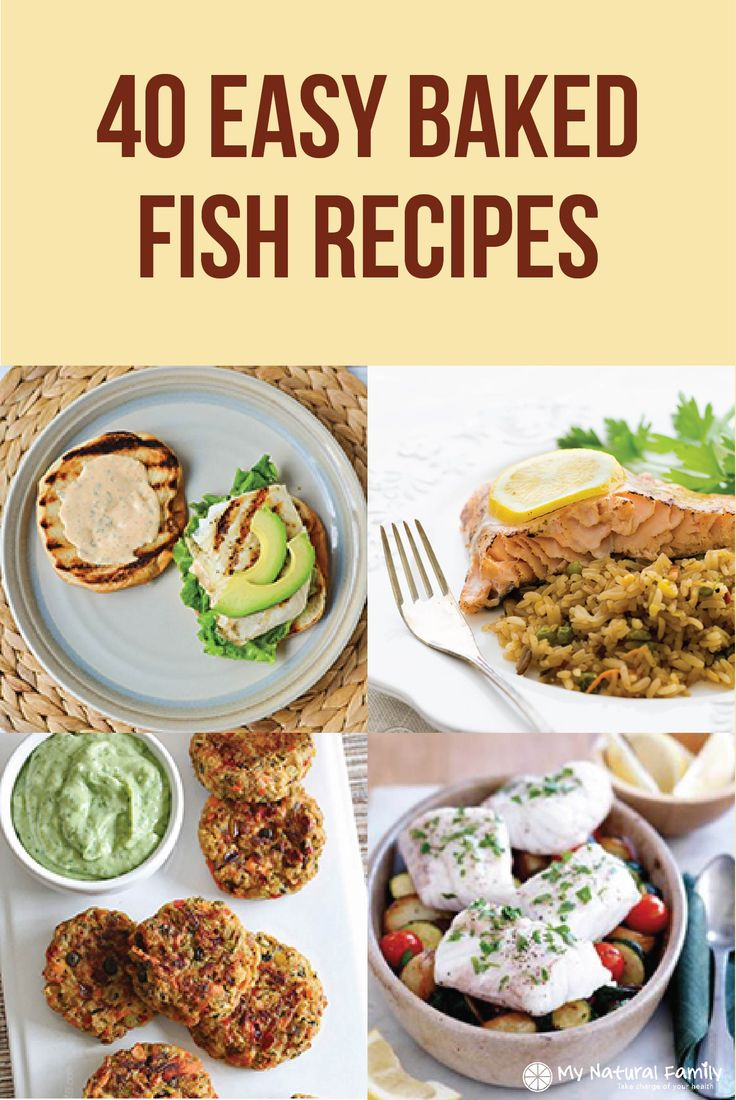 20 best food styling from the sea images on pinterest for Best baked fish recipes