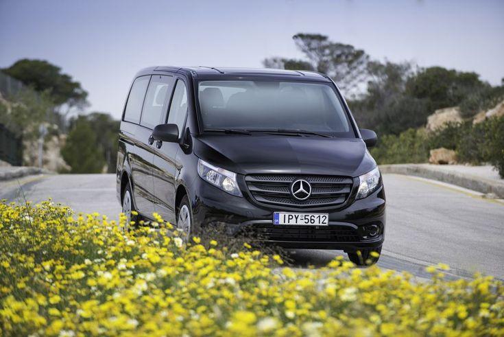 Mercedes-Benz Hellas Introduces Vito Tourer Dark Edition to Greek Market