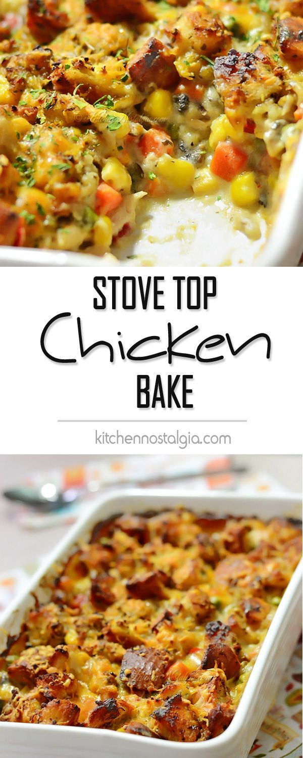 Best 20+ Stove top chicken ideas on Pinterest | Stove top recipes ...