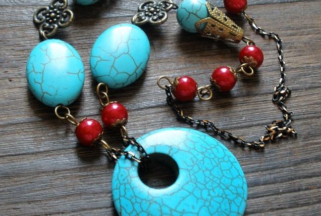 Memories From The Greek - náhrdelník