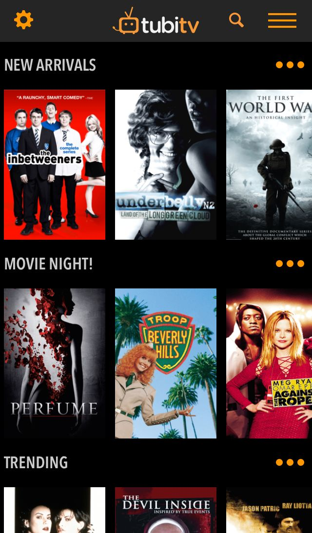 Download These Free Apps to Watch Free Streaming Movies On the Go: Tubi TV