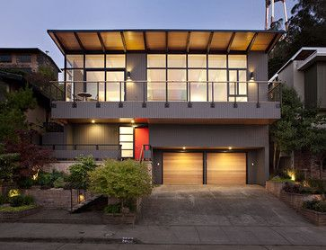 52 Best Mid Century Modern Exterior Materials Images On Pinterest Modern Homes