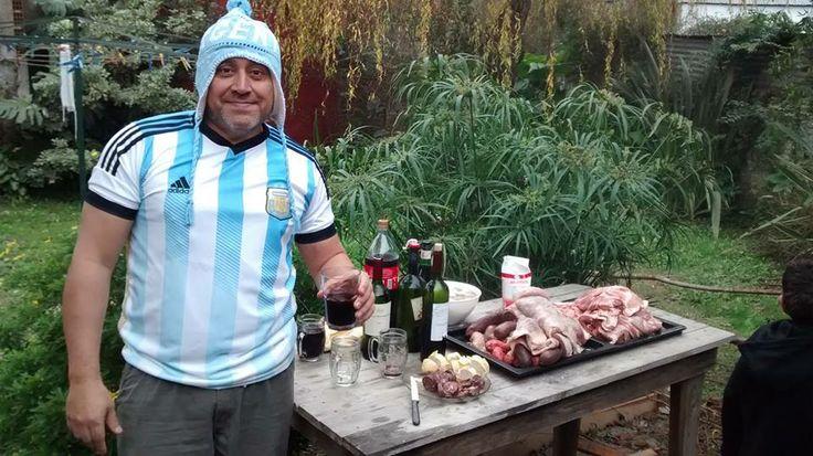 ¡Hacé pin con tu foto alentando a la selección argentina!  #YoAlientoArgentinaDesde + Tu Ciudad   #Mundial #Argentina #Brasil2014 #Futbol #WorldCup