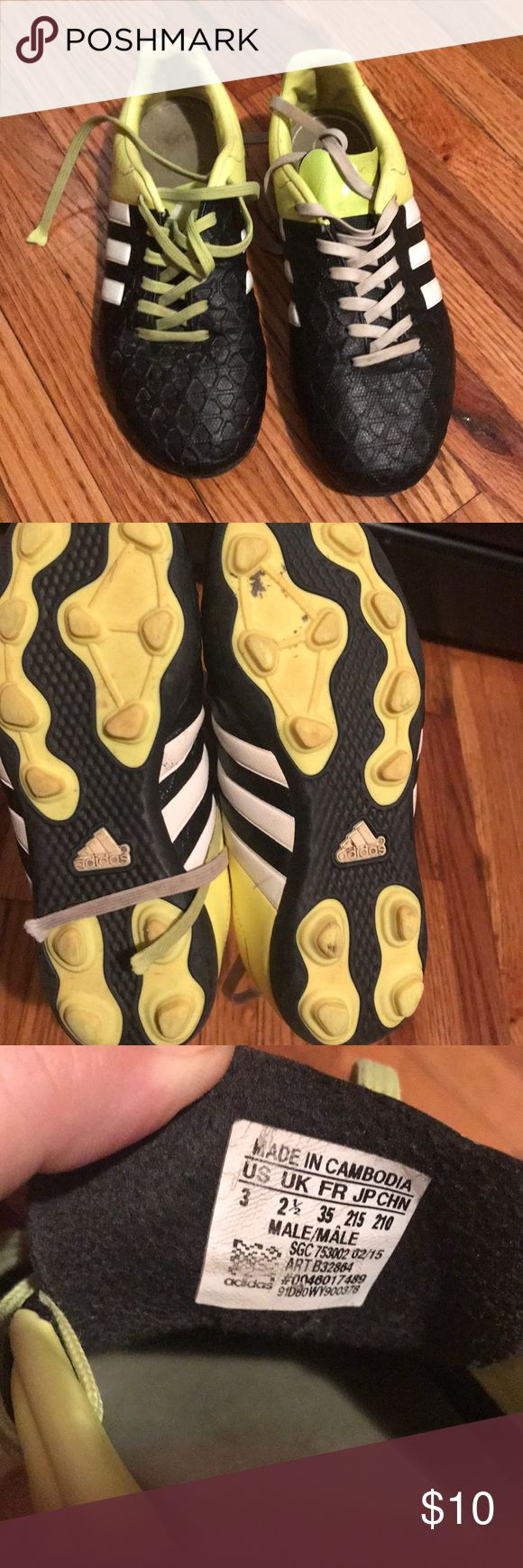 Kids Soccer shoes in very good condition No damages adidas Shoes Sneakers