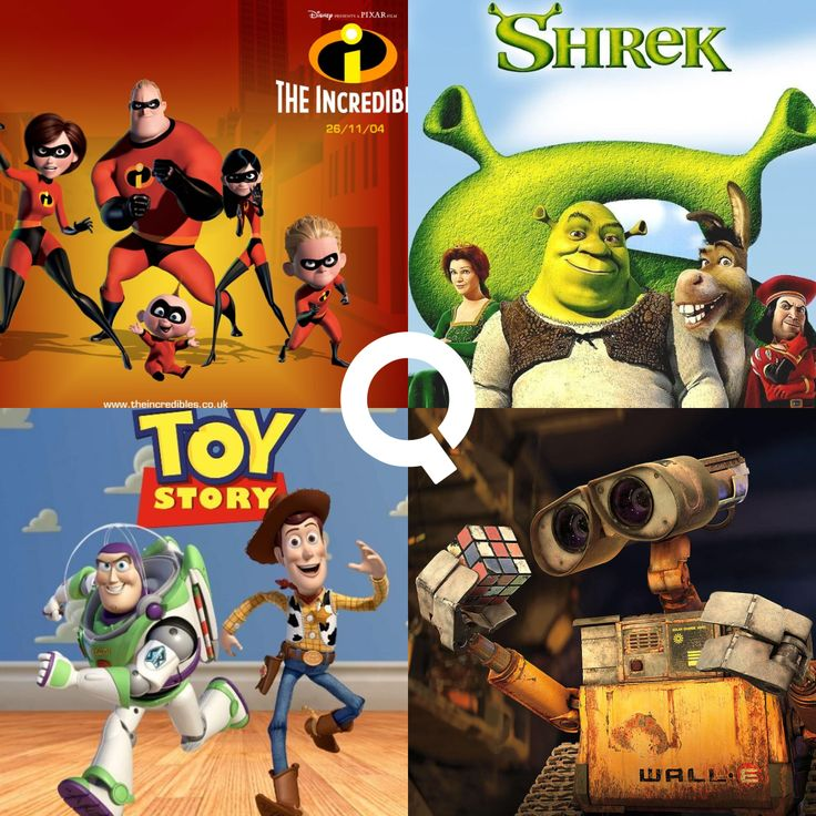 Which movie won the first Oscar for the new category of Best Animated Feature Film? The Incredibles (2004) Shrek (2001) Toy Story (1995) Wall-E (2008) #Movie #Quiz #Question #Oscar #Awards #Film #AnimatedFilm #Shrek #ToyStory #WallE #TheIncredibles #Quizambo