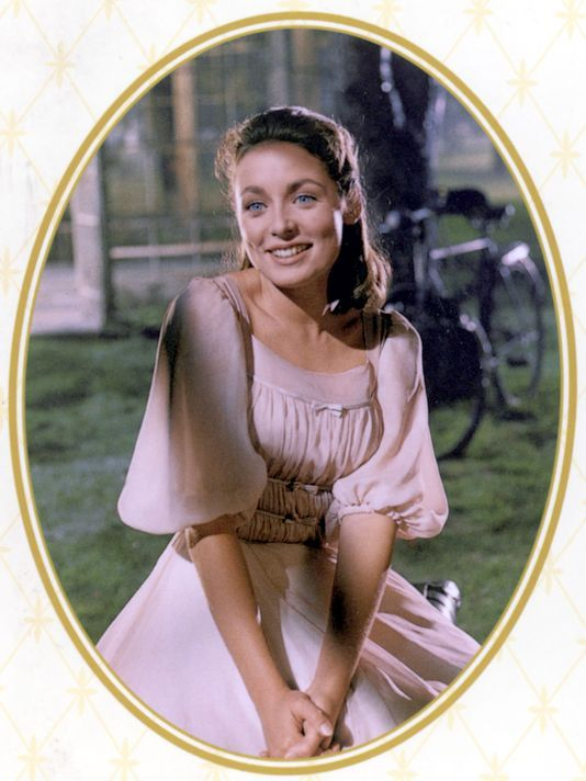 """Liesl von Trapp, sweetly and so believably played by Charmian Carr in the 1965 """"Sound of Music"""".   I have always loved this musical movie!"""