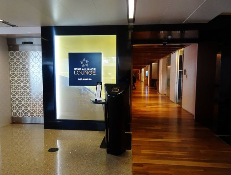 Inside the Star Alliance Business Lounge at LAX | A Review