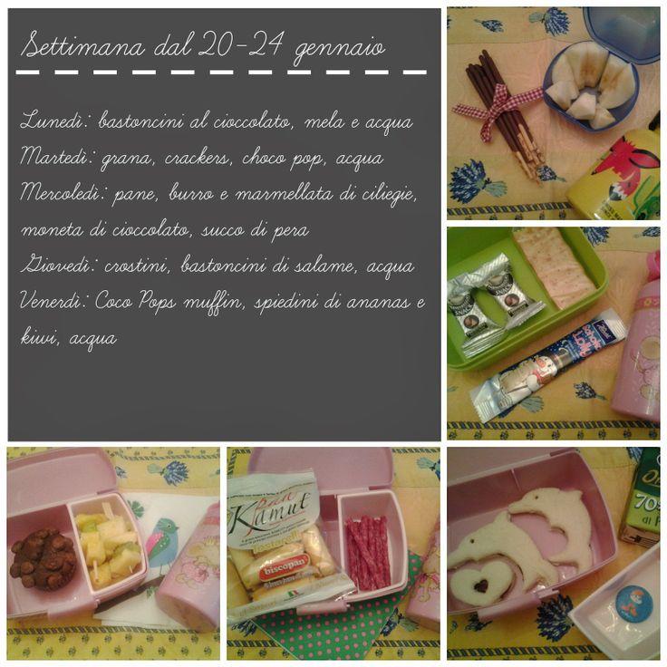 """#LeMerendediCamilla dal 20-24gennaio, Anno scolastico 2013-2014 - sul blog """"Colazioni a letto"""""""
