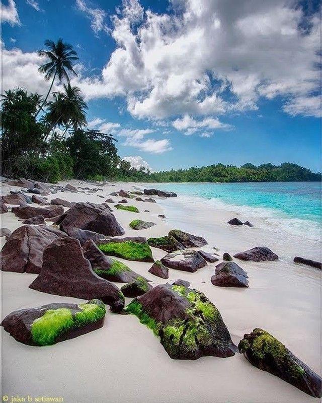Togong Potil Beach. Sulawesi